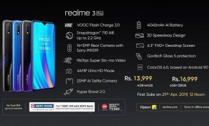 Realme 3 Pro, Android Gamer